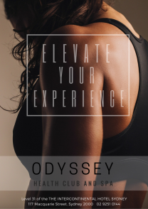 Odyssey Brochure Cover