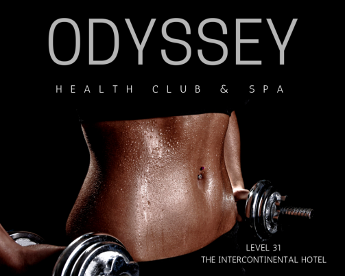 Odyssey Main Brochure - Front