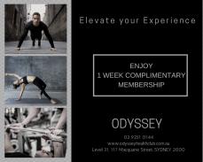 Odyssey Main Brochure - Back