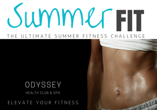 Fitness Challenge - Front